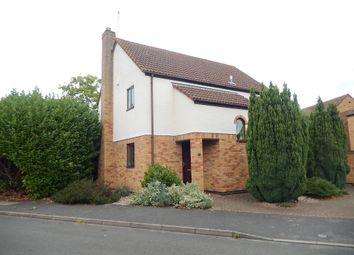 Thumbnail 3 bed detached house for sale in Lawrance Way, Thurlby, Bourne
