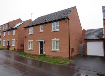 Thumbnail 4 Bed Property To Rent In Tollerton Closeton Leicester