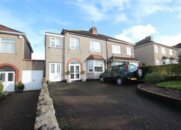 Thumbnail 4 bedroom semi-detached house for sale in Wells Road, Whitchurch, Bristol