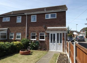 Thumbnail 3 bed semi-detached house for sale in Belton, Great Yarmouth, Norfolk