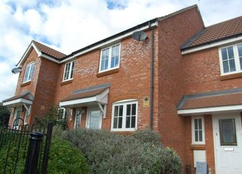 Thumbnail 2 bed terraced house to rent in Clevedon Court, Middlemore, Daventry