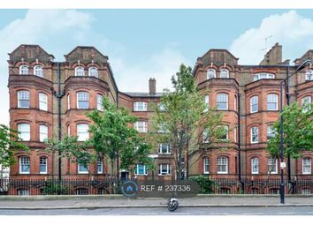 Thumbnail 3 bed flat to rent in Greyhound Mansions, London