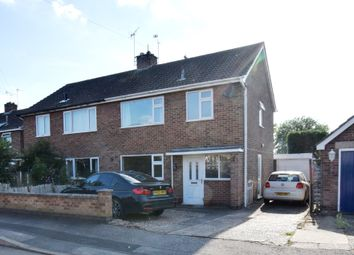 Thumbnail 3 bedroom semi-detached house for sale in Andrew Avenue, Cosby, Leicester, Leicestershire