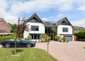 Thumbnail 7 bed detached house for sale in Hook Park Road, Warsash, Southampton
