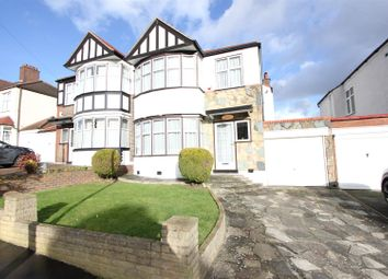 Thumbnail 3 bed semi-detached house for sale in Sundial Avenue, London