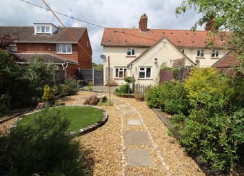 Thumbnail 2 bed end terrace house for sale in Stalham Road, Hoveton, Norwich