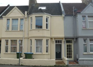 Thumbnail 3 bed maisonette to rent in Argyle Road, Bognor Regis