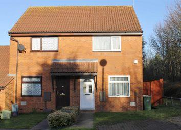 Thumbnail 2 bedroom end terrace house to rent in Porthcawl Green, Tattenhoe, Milton Keynes