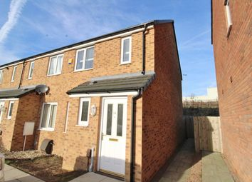 Thumbnail 2 bed terraced house for sale in Cefn Adda Court, Newport