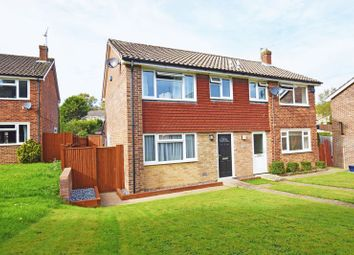 Thumbnail 3 bed semi-detached house for sale in Arun Path, Uckfield