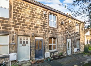 Thumbnail 2 bed terraced house for sale in Chapel Row, Pool In Wharfedale, West Yorkshire