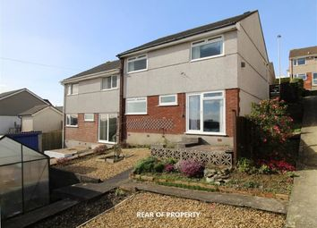 Thumbnail 2 bed semi-detached house for sale in Grantley Gardens, Plymouth