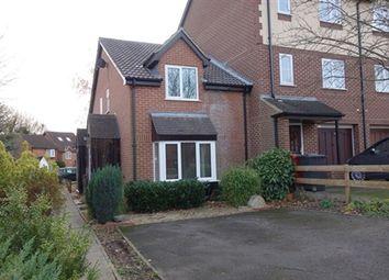 Thumbnail 1 bed semi-detached house to rent in Littlebrook Avenue, Burnham, Buckinghamshire