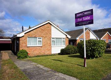 Thumbnail 2 bed detached bungalow for sale in Lindholme Drive, Rossington, Doncaster