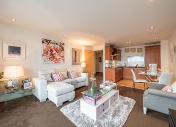 Thumbnail 2 bed flat for sale in 1/1 Western Harbour View, Edinburgh