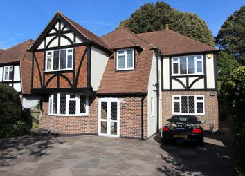 Thumbnail 5 bed detached house for sale in Longcroft Avenue, Banstead