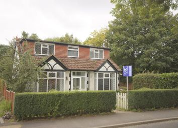 Thumbnail 4 bedroom detached bungalow for sale in Rowlands Castle Road, Horndean, Waterlooville