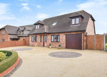 Thumbnail 4 bed detached house to rent in The Cleave, Harwell