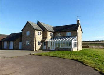 Thumbnail 4 bed detached house to rent in Grange Farm House, Catworth, Huntingdon