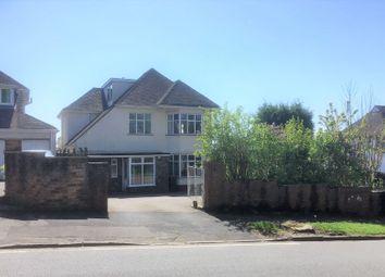 Thumbnail 5 bedroom detached house for sale in Ridgeway, Newport
