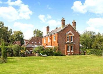 5 bed detached house for sale in Vyne Road, Sherborne St. John, Basingstoke RG24