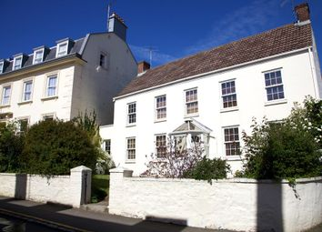 Thumbnail 3 bed detached house for sale in 55 Hauteville, St. Peter Port, Guernsey