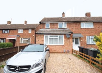 Thumbnail 2 bed end terrace house for sale in Briar Close, Luton