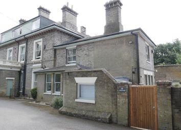 Thumbnail 2 bedroom end terrace house for sale in Belstead Road, Ipswich