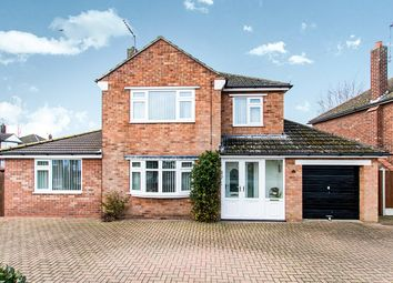 Thumbnail 4 bed detached house for sale in Wharfedale Drive, North Hykeham, Lincoln
