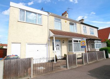 Thumbnail 5 bed semi-detached house for sale in Grand Drive, Herne Bay