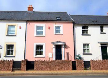 3 bed terraced house for sale in Oystercatcher Court, Bridge Road, Shaldon, Devon TQ14
