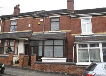 Thumbnail 2 bed terraced house to rent in Louise Street, Burslem, Stoke-On-Trent