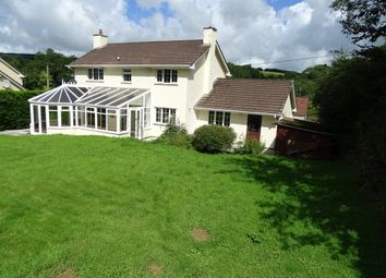 Thumbnail 4 bed detached house for sale in Brayford, Barnstaple