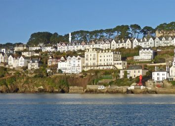 Thumbnail 4 bedroom town house for sale in St. Fimbarrus Road, Fowey