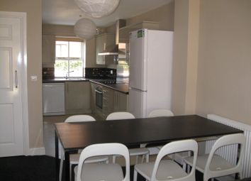 Thumbnail 6 bed shared accommodation to rent in Upper Hanover Street, Sheffield