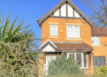 3 bed semi-detached house for sale in Earlsfield Close, Wootton, Northampton NN4