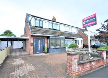 Thumbnail 3 bed semi-detached house for sale in Linden Close, Lostock Hall, Preston, Lancashire