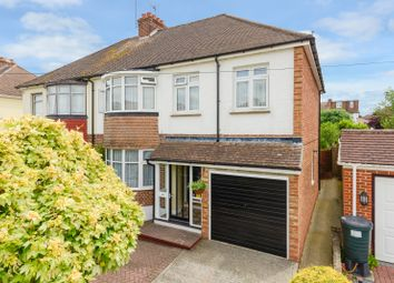 Thumbnail 5 bed semi-detached house for sale in Holtye Crescent, Maidstone