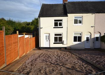 Thumbnail 2 bed cottage for sale in Old Road, Bignall End, Stoke-On-Trent