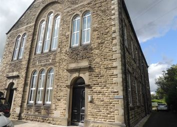 Thumbnail 3 bed flat for sale in Post Street, Padfield, Glossop