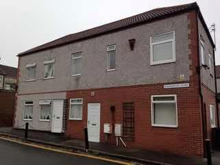 Thumbnail 2 bed terraced house to rent in Marlborough Court, Skelton