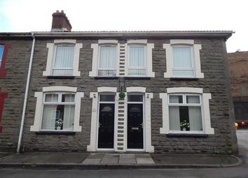 Thumbnail 4 bed end terrace house for sale in Caefelin Street, Llanhilleth
