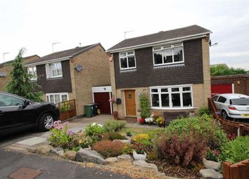Thumbnail 3 bed detached house for sale in Larch Road, Kilburn, Belper