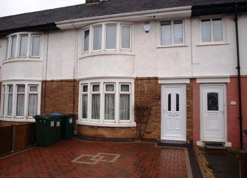 Thumbnail 3 bedroom terraced house to rent in Thomas Lane Street, Little Heath, Coventry