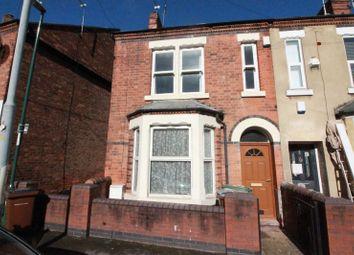Thumbnail 3 bedroom terraced house for sale in Grove Road, Nottingham