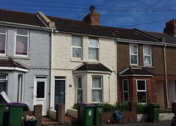 Thumbnail 2 bedroom terraced house to rent in Albert Road, Folkestone