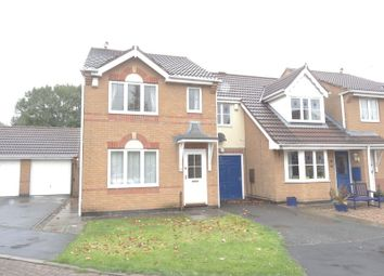 Thumbnail 3 bed semi-detached house to rent in Cromwell Close, Ashby-De-La-Zouch