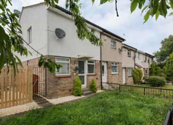 Thumbnail 1 bed end terrace house for sale in 3, Hallside Crescent, Cambuslang G727Dy