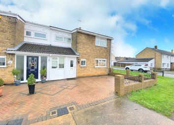 Thumbnail 3 bed end terrace house for sale in Valley Way, Stevenage, Hertfordshire