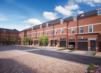 Thumbnail 1 bed flat for sale in Stannington Mews, Off Green Lane, Stannington
